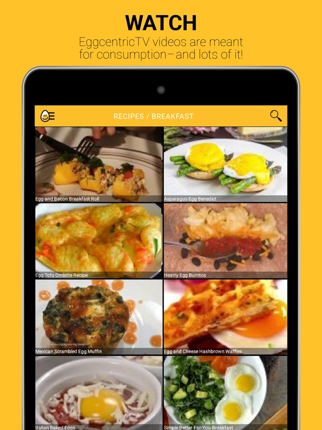 Eggcentric tv on the app store eggcentric tv on the app store forumfinder