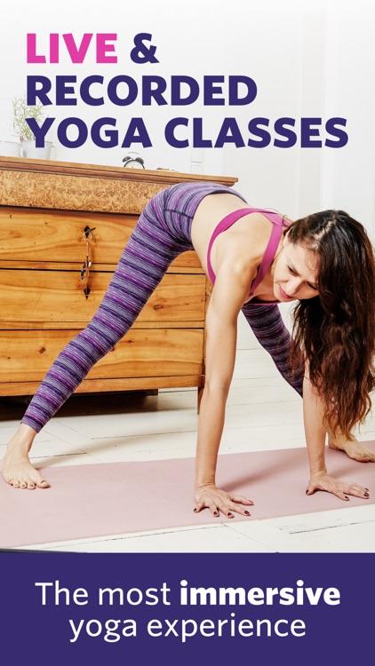 Yogaia: Live Yoga Workouts