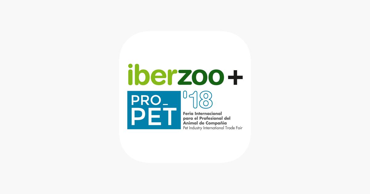 IBERZOO+PROPET 2018 on the App Store
