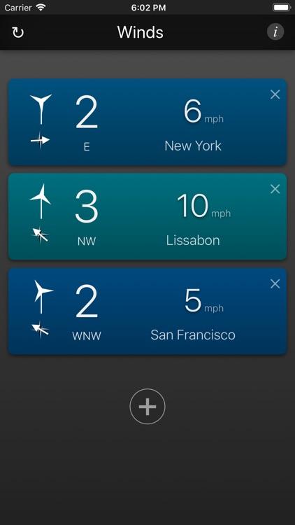 Winds App