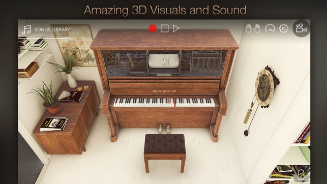 ‎Player Piano 3D