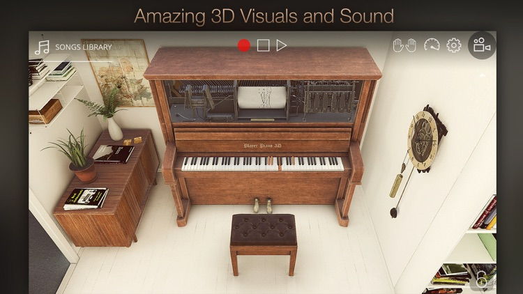 Player Piano 3D screenshot-0
