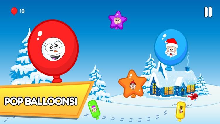 Santa Fun Games: Kids screenshot-3