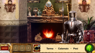 Screenshot of Oggetti nascosti poliziesco1