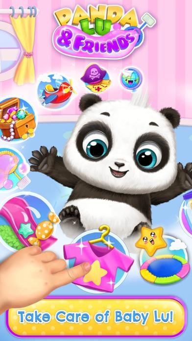 Panda Lu & Friends screenshot 2