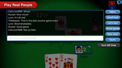 Euchre 3d Pro review screenshots