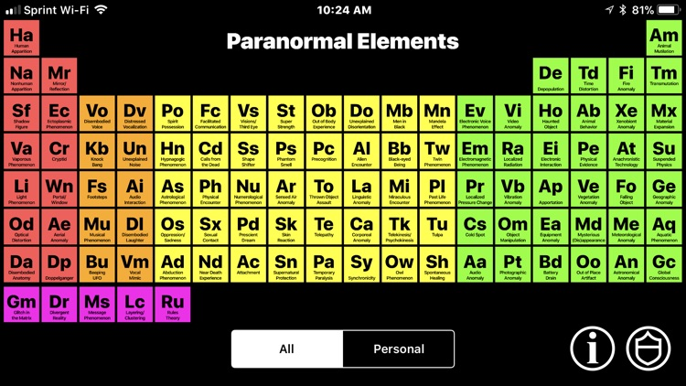 Paranormal Elements screenshot-0