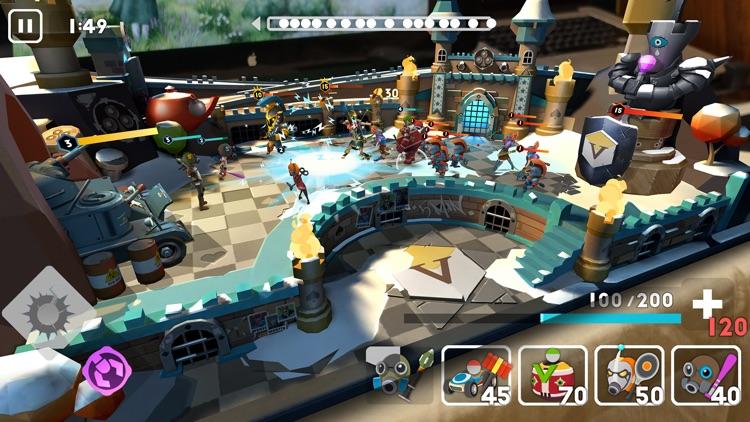 Toy Clash AR screenshot-3