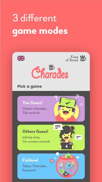 Charades Naughty Quiz up Games screenshot two