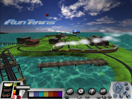 Screenshot #1 for iRunTrains