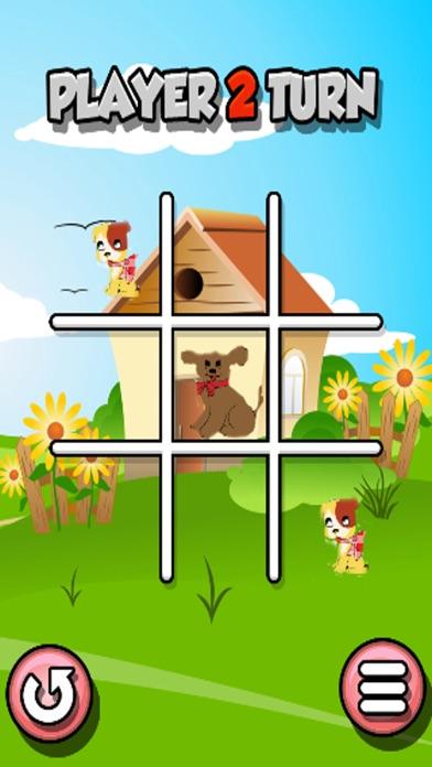 Puppy Dog Tic-Tac-Toe screenshot 2
