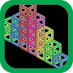 Neon Cubes: Color Rush