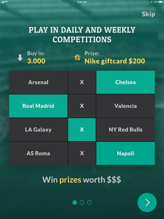 Kiggit: Social Soccer Betting-ipad-1