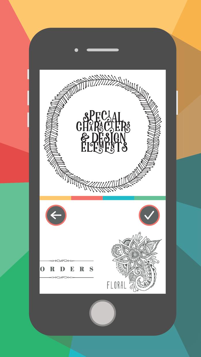 VanillaPen - Poster maker Screenshot