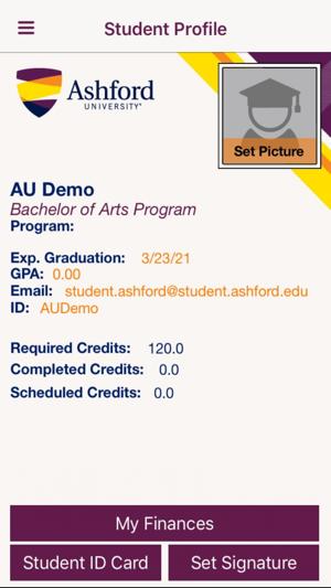 Ashford University Mobile on the App Store