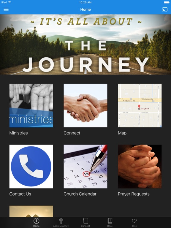 Journey Church of Jupiter FL screenshot 4