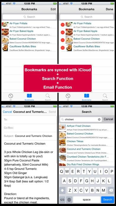 Air Fryer Recipes App Download - Android APK