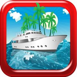 Rc Speed-Boat Extreme Island Frenzy