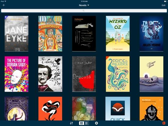 Voice Dream Reader Screenshots