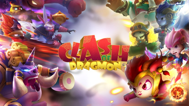 Clash of Dragon: Pocket Battle screenshot-4