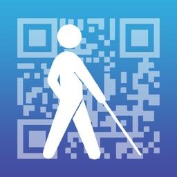 VIP Code Reader: blind scanner