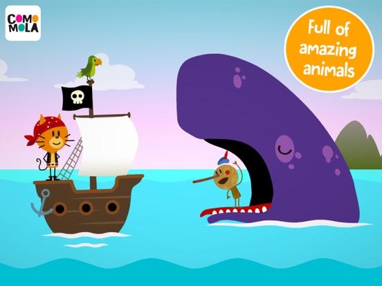 Comomola Pirates Screenshots