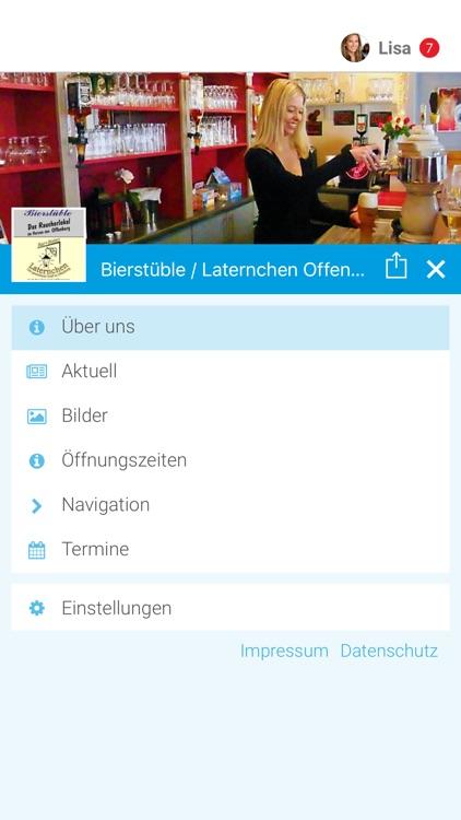 Bierstüble / Laternchen OG