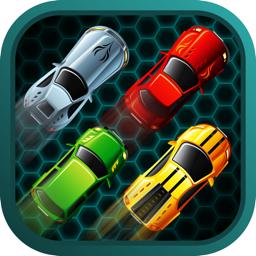 Ícone do app Vector Race: Toy Car Track