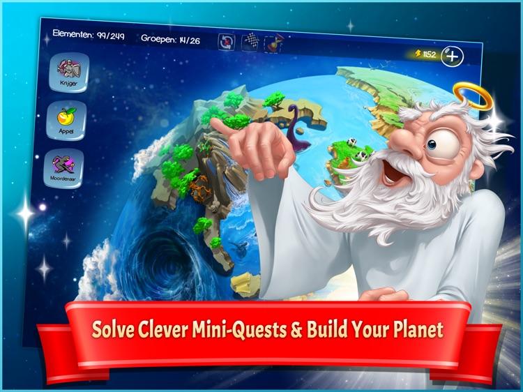 Doodle God HD Blitz screenshot-3