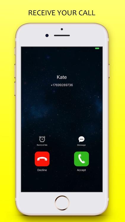 Fake Call - Prank Calls screenshot-3