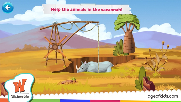 Animals Savannah Wonderwood screenshot-8