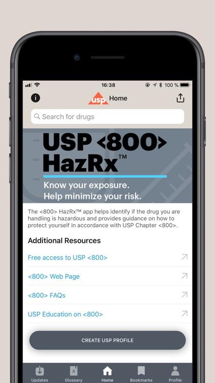 <800> HazRx™ screenshot-0