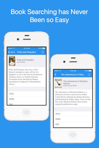 MOBI Reader - Reader for mobi, azw, azw3, prc - náhled