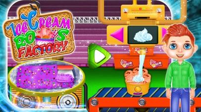 Ice Cream Rolls Factory screenshot one