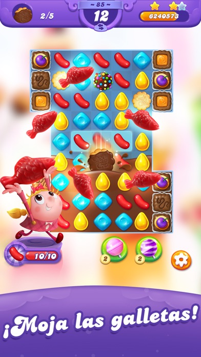 Screenshot for Candy Crush Friends Saga in Ecuador App Store