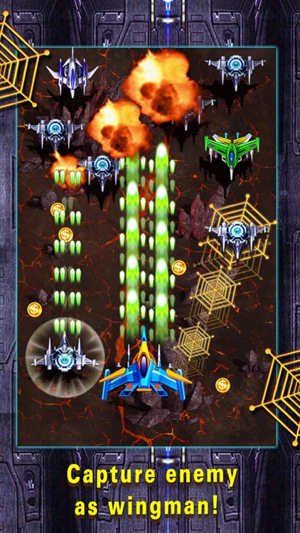 Fighter Jets All-Star: classic arcade game screenshot-4