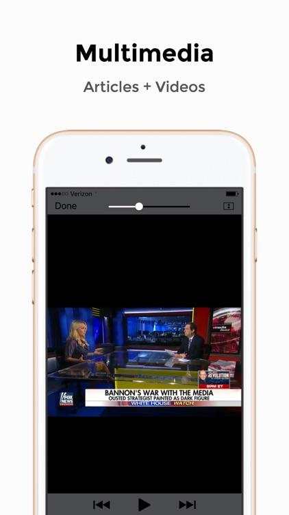 Breitbart + Drudge Report + Fox News + ZeroHedge screenshot-3