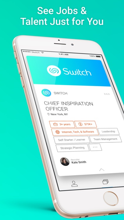 Job Search & Hiring by Switch
