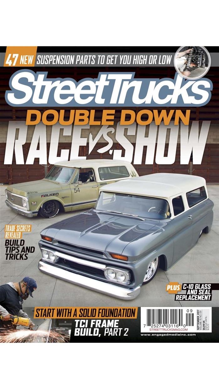 Street Trucks Screenshot