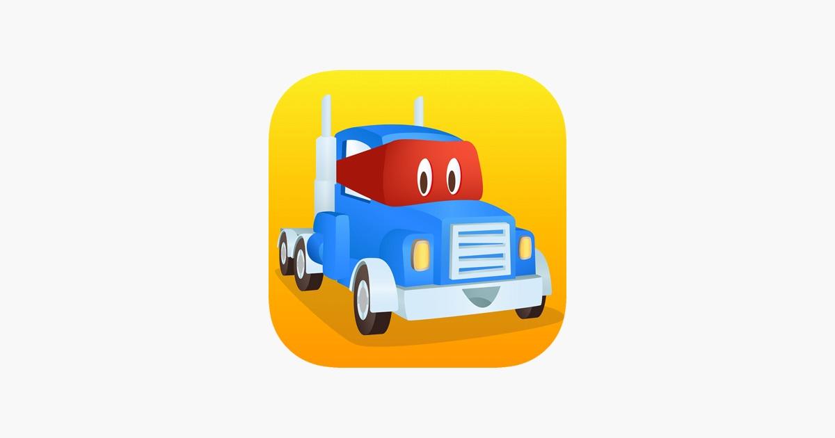 Carl the Super Truck Roadworks on