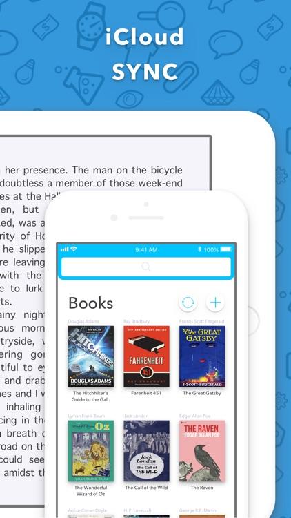 Bukus: Read Books in English screenshot-6