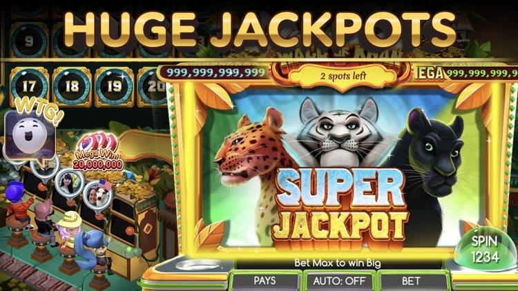 POP! Slots – Casino Slot Games screenshot-4