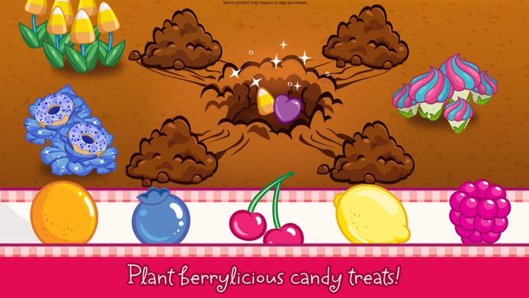 Strawberry Shortcake Candy screenshot-0