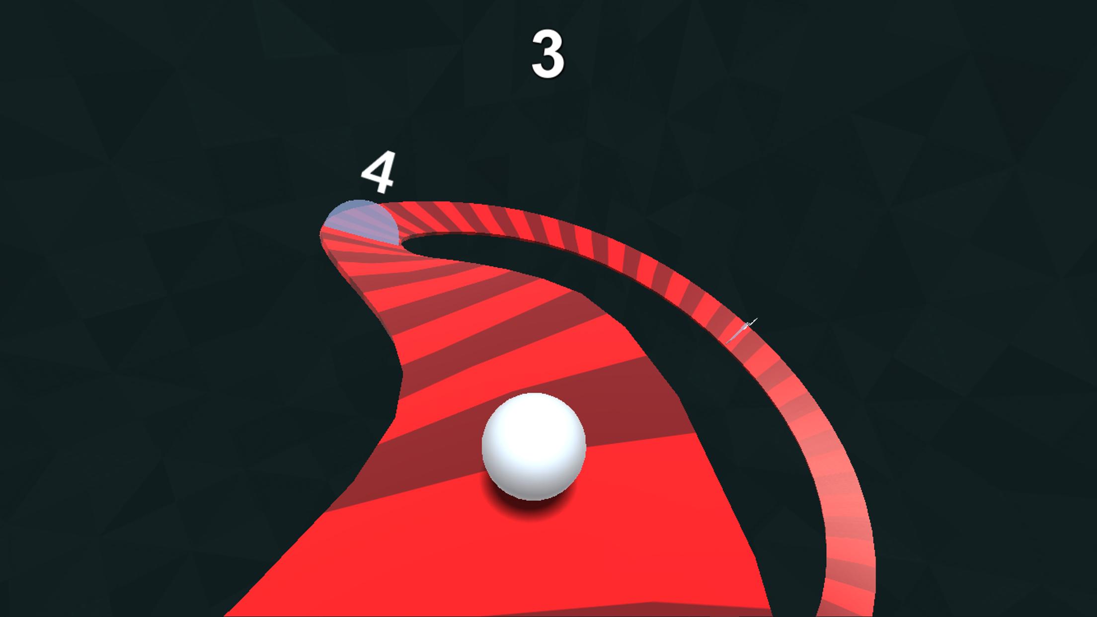Twisty Road! Screenshot
