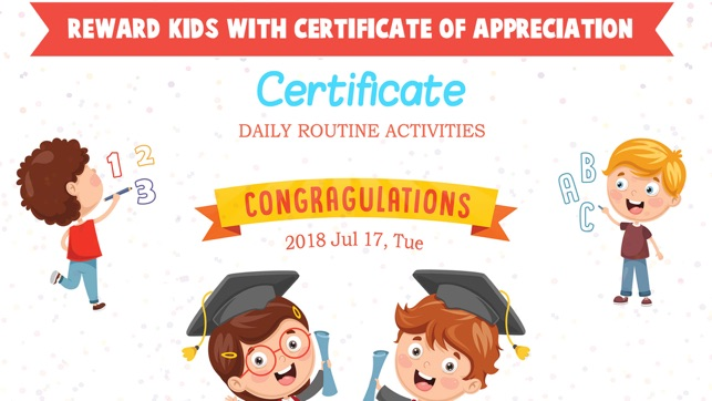 kids daily routine activities on the app store rh itunes apple com