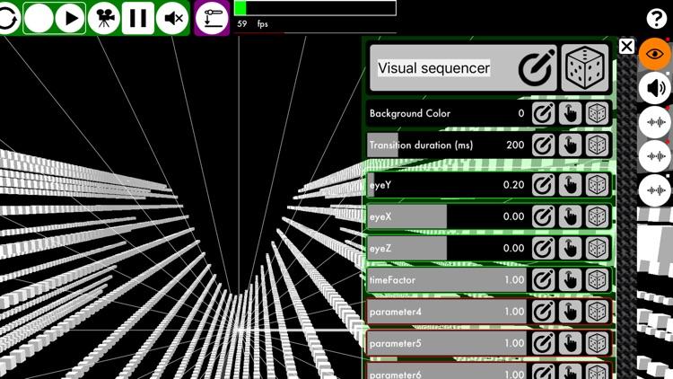 K Machine audio visual engine screenshot-3