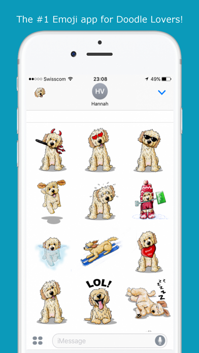 download DoodleMoji - Emoji & Stickers apps 4