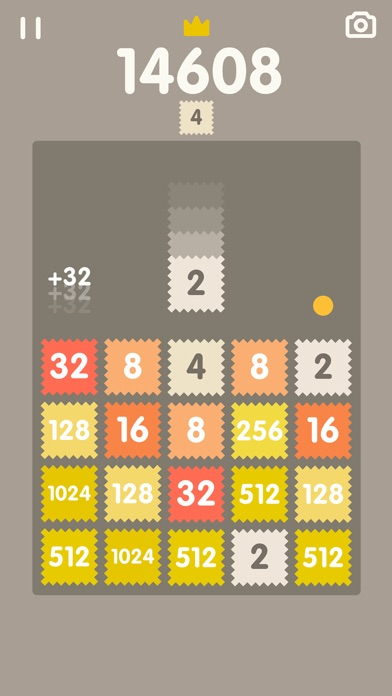 2048 Bricks Screenshot 5