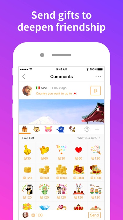 Airtripp - Meet global friends screenshot-3