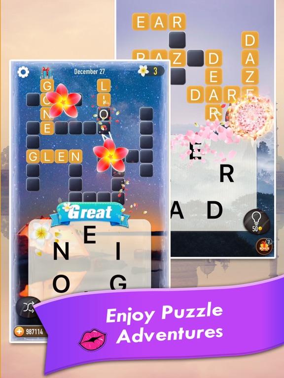 Скачать игру Word Crossy - A crossword game